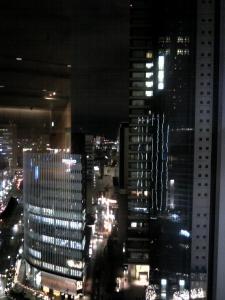 タワーズから眺める名駅夜景