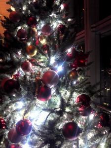 タワーズのクリスマスツリー