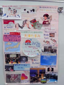 大津さんのドリームマップ