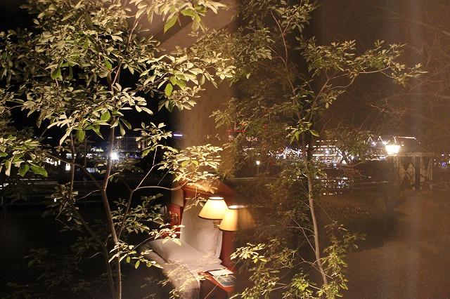 ハウステンボス、ホテルから見た園内