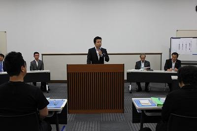 せと・しごと塾第5期開講式