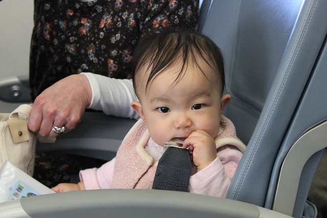 福岡空港へ!